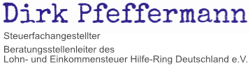Logo Dirk Pfeffermann